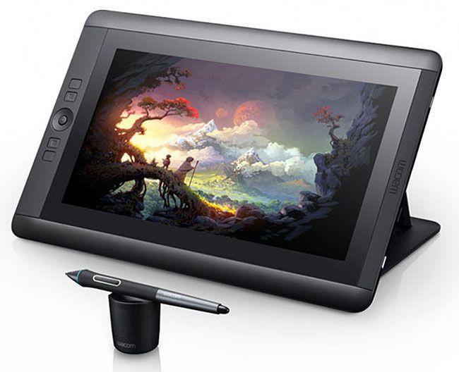 Wacom Cintiq 13HD Interactive Pen Display (DTK-1300-4) graficka tabla