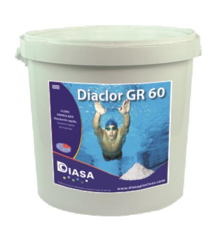 Diasa Hlor granulat 1 kg  ( 20499 )