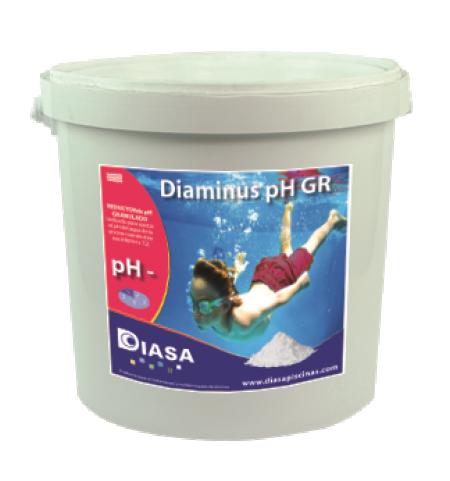 Diasa pH minus granule 1 kg  ( 20084 )