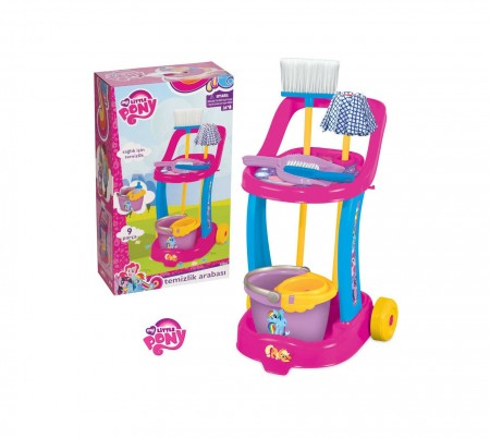 Dede Set za čišćenje - My little pony ( 032079 )