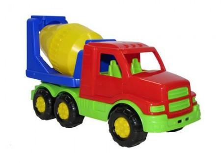 Auto betonska mešalica  27x10x15cm  ( 035202 )