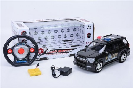 Auto Police RC 30x13x12  ( 092555 )