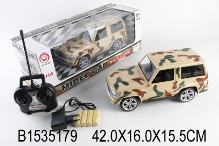 Auto Midel camouflage RC 42x16x15  ( 1535179 )