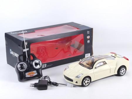 Auto Ferrari beige RC 31x13x8cm  ( 277908 )