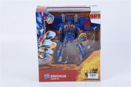 Robot transformer  220x24x8cm  ( 982620 )
