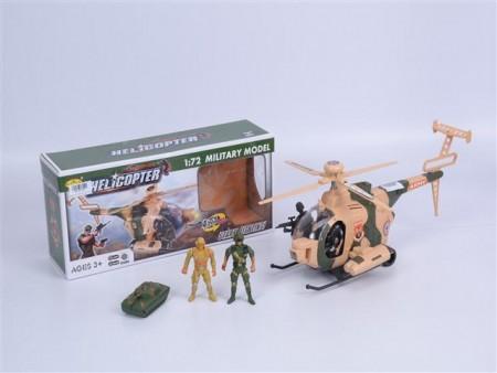 Helikopter  35x15x16  ( 267885 )