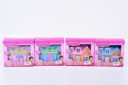 Kuća za lutke Loving house 16x14x6  ( 449711 )