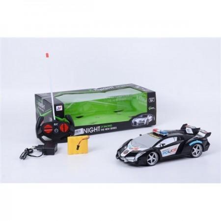 Auto Police Knight RC 24x11x7  ( 814616 )