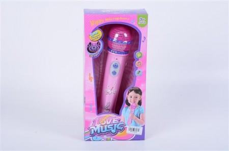 Mikrofon  27x12x5  ( 524042 )
