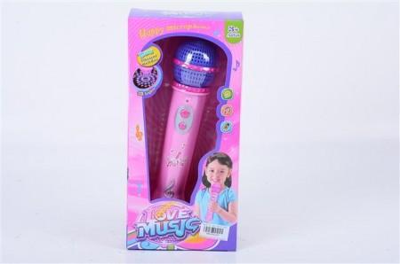 Eho mikrofon  27x12x5  ( 456245 )