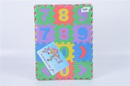 Podne puzzla brojevi  25x33x2cm  ( 798219 )