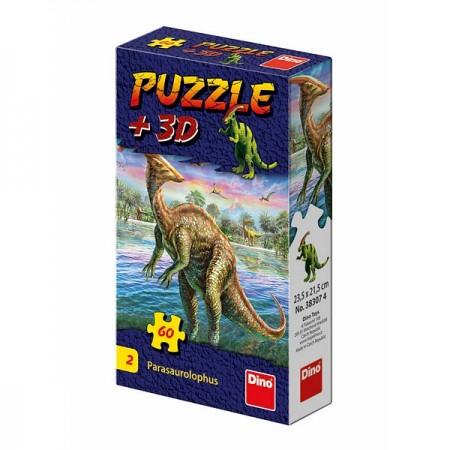 Puzzle 3D 60pcs Dino ( 383074 )