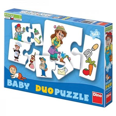 Bebi duo puzzle ( 325074 )