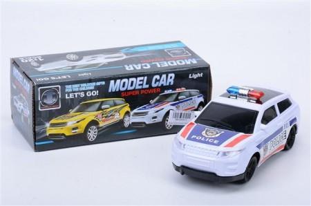Auto Police white 20x7x8  ( 045413 )