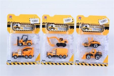 Građevinske mašine 2/1  19x12x4  ( 823248 )