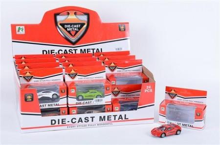 Autić Die-cast metal  12x6x6  ( 481059 )