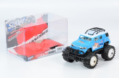 Džip off-road blue  17x11x10  ( 871104 )
