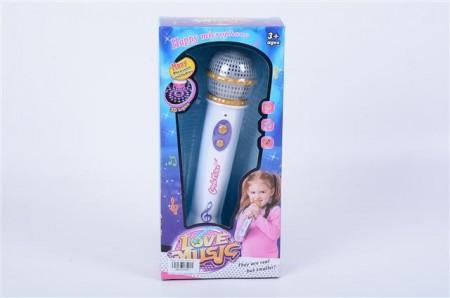 Mikrofon  27x12x5  ( 524060 )