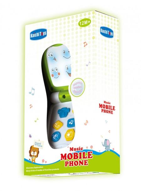 Bebi telefon na preklop 21x12x5cm  ( 484446 )