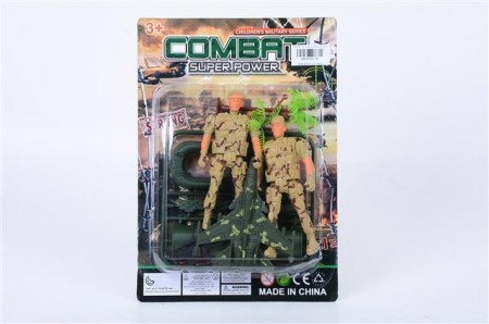 Vojnici blister  25x17x4  ( 609776 )