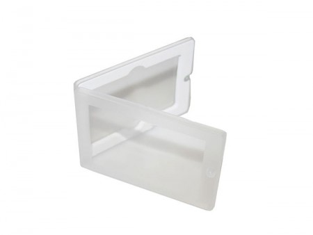 Xwave Card USB plastic box
