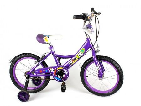 Glory Bike bicikl dečiji 16 ljubičasti ( FN1204-16M )