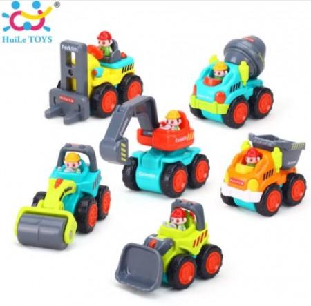 Huile toys igračka gradjevinske mašine ( HT3116C )