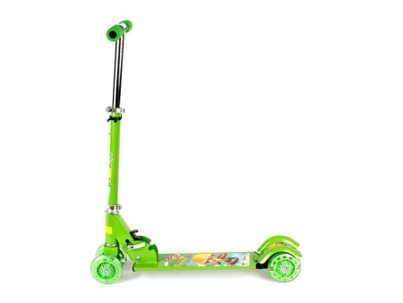 Glory Bike trotinet dečiji zeleni ( NSC7414-G )