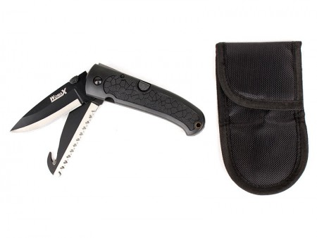 Womax nož za pecaroše sklopivi ( 0290046 )