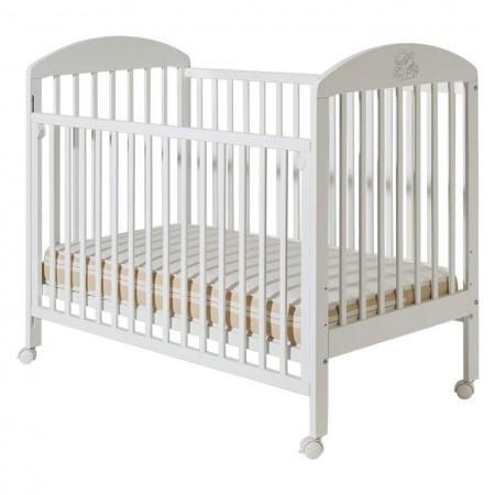 Dečiji krevetac - Bambi beli ( 003 )