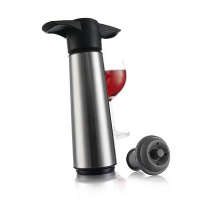 Vacu Vin Vakum pumpa za vino INOX ( 0649360 )