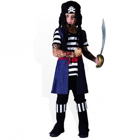 Dečiji kostim 881286/L Pirat sa tetovažom