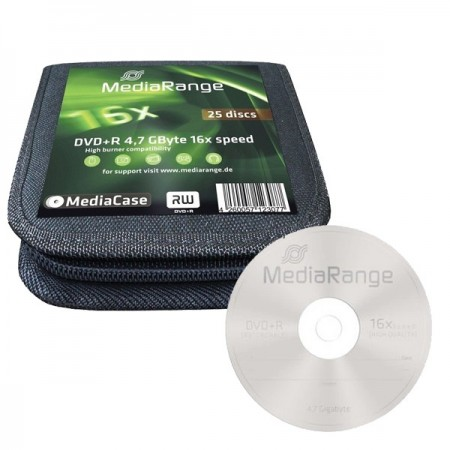 MediaRange 4.7GB 16X MR428 torbica ( 556MT25+/Z )