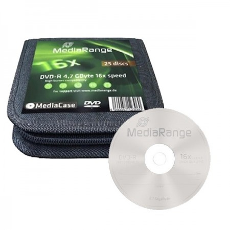 MediaRange 4.7GB 16X MR427 torbica ( 556MT25/Z )