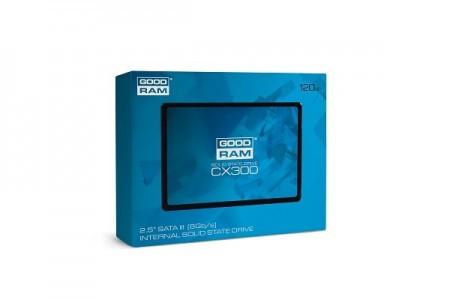 GoodRam CX300 120GB 2.5 SATA III ( SSD120CX300 )