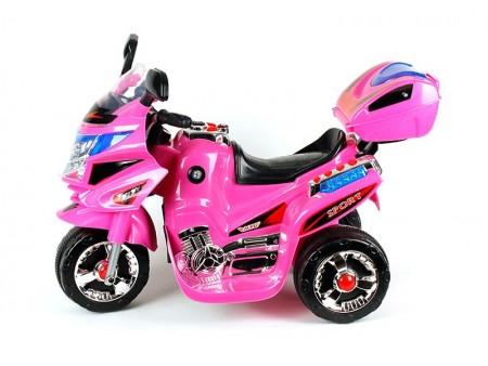 Glory Bike motor dečiji roza ( MBC051-P )