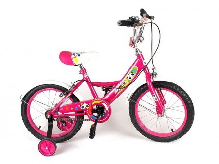 Glory Bike bicikl dečiji 16 roza ( FN1204-16P )