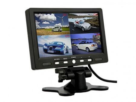 Monitor za auto/kombi 7 LCD LC-798 QUAD ( 00B08  )