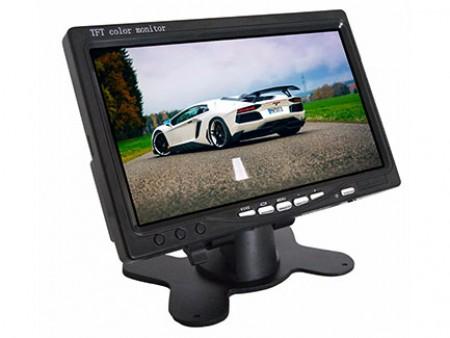 Monitor za auto/kombi 7 LCD LC-728 ( 00B07  )