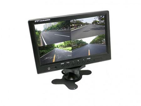 Monitor za auto/kombi 9 LCD LC-958 QUAD ( 00B09  )