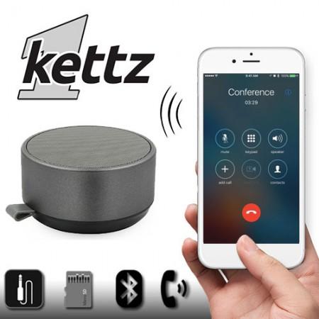 Bluetooth zvučnik Kettz BTK-890 V4.2 sivi ( 00890G )