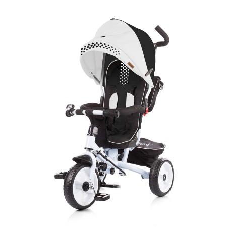 Chipolino Sportico 2018 tricikl - White/Black