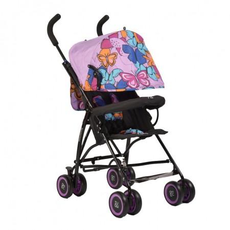 Cangaroo kolica Billy purple butterflies ( CAN4348 )