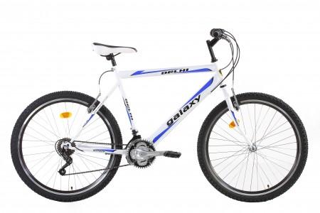 MTB Bicikla Delhi 26/18 crna/zelena ( 650061 )