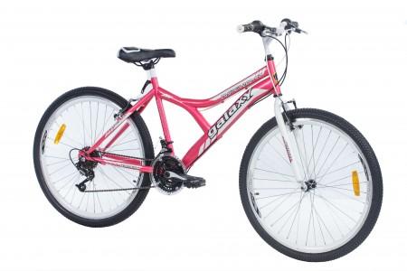 MTB Bicikla Casper 260 26/18 roza/bela ( 650081 )