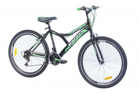 MTB Bicikla Casper 260 26/18 crna/zelena ( 650080 )