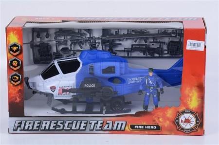 Helikopter set  38x21x13  ( 956213 )