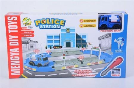 Policijska stanica Friction 52x29x8  ( 840230 )
