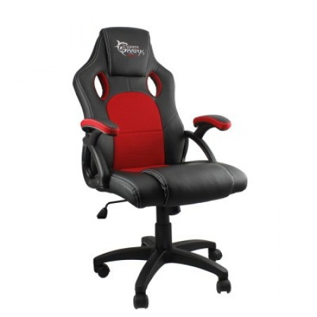 WS  Gaming Stolica KINGS THRONE B/R