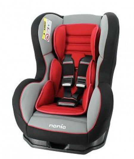 Nania autosedište Cosmo 0/1/2 (0-25kg) Luxe Rouge - crveno ( 5121133 )